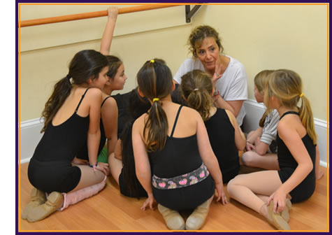 Dance classes in Ipswich, Massachusetts