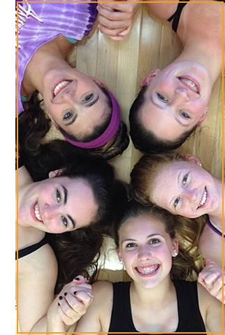 Ballet, Tap, Jazz, and Hip Hop  dance classes